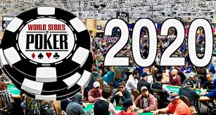 World Series of Poker Announces 15 Events for Its 2020 Contest